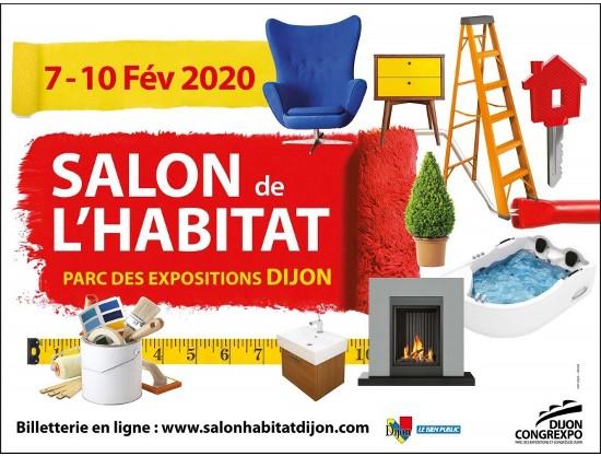 Salon de l'habitat du Dijon 2020