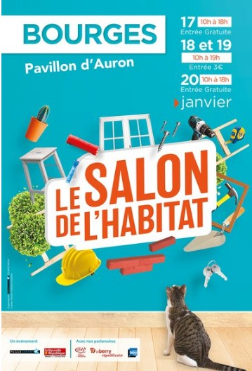 Salon habitat de Bourges 2020