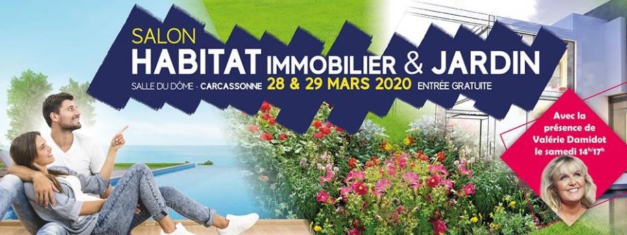 Salon habitat du Carcassonne 2020