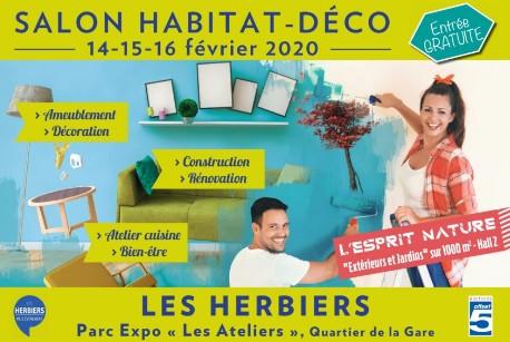 Salon de l'Habitat et de décoration de Les Herbiers 2020