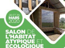 Salon de l habitat Atypique et ecologique 2020