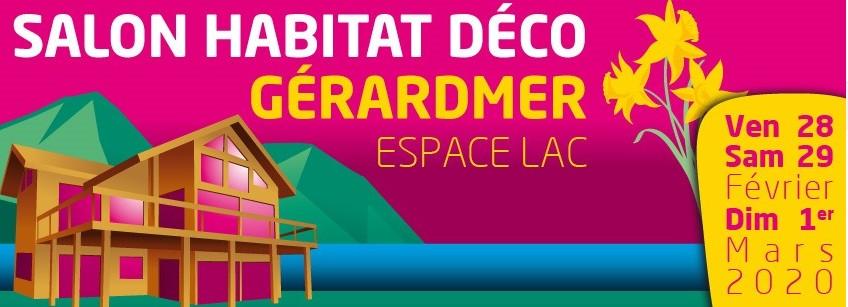 Salon de l'habitat Gerardmer 2020