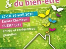 Salon de l habitat sain de Cusset 2020