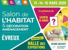 Salon habitat Evreux 2020