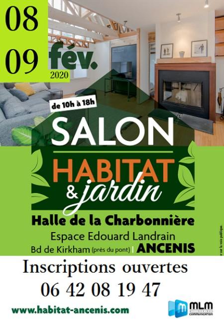 Salon habitat de Ancenis 2020