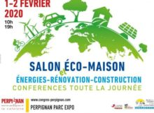 salon de l'Eco Maison et Energies de Perpignan 2020