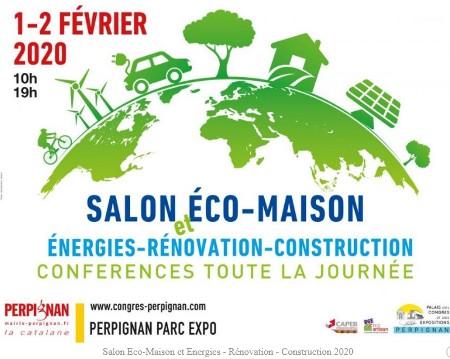 salon de l'Eco Maison et Energies de Perpignan 2020
