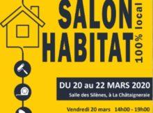 salon habitat Chataigneraie 2020