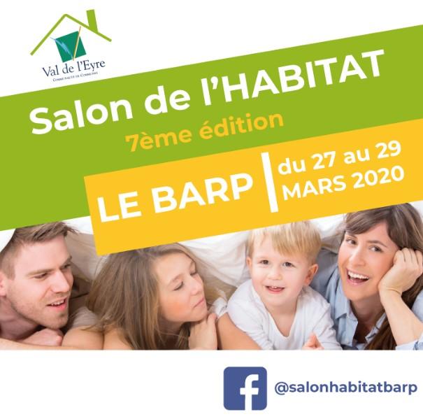 salon habitat du le Barp 2020
