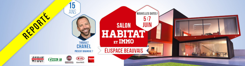 SALON HABITAT DE BEAUVAIS 2020