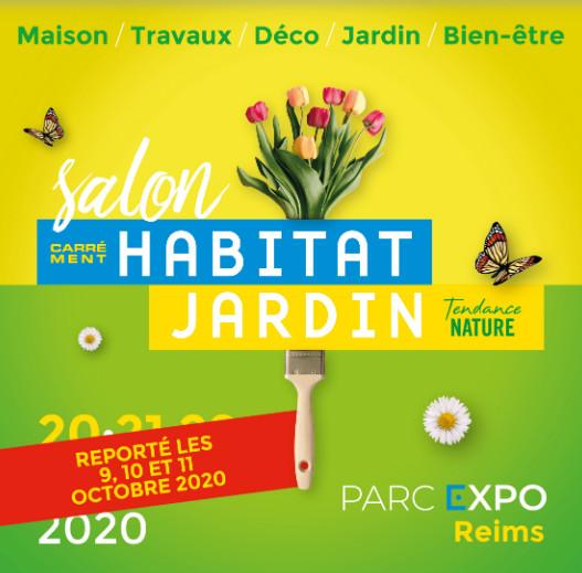 Salon habitat Deco a Reims