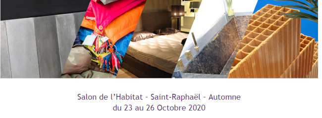 salon habitat Saint-Raphaël